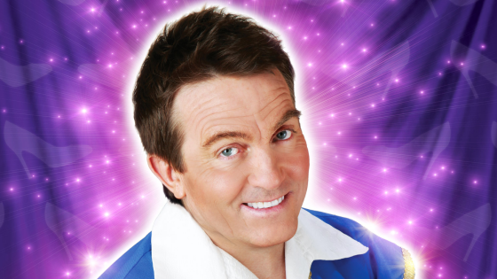 Bradley Walsh as Buttons in Cinderella at The Orchard Theatre, Dartford