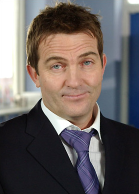 Bradley Walsh as Coronation Street's Danny Baldwin