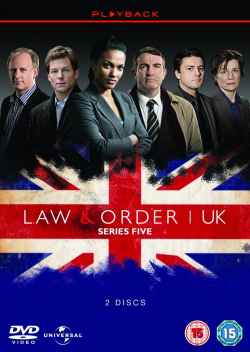 Law & Order: UK - Series Five DVD