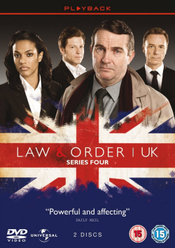 Law & Order: UK - Series Four DVD