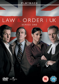 Law & Order: UK - Series One DVD