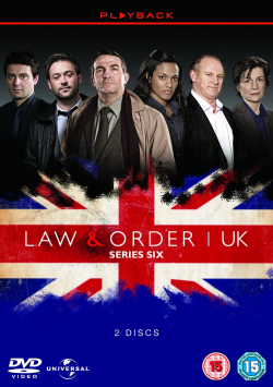 Law & Order: UK - Series Six DVD