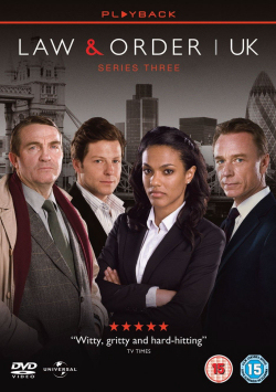 Law & Order: UK - Series Three DVD