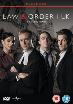 Law & Order: UK - Series Two DVD