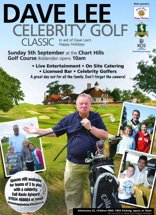 Dave Lee Celebrity Golf Classic