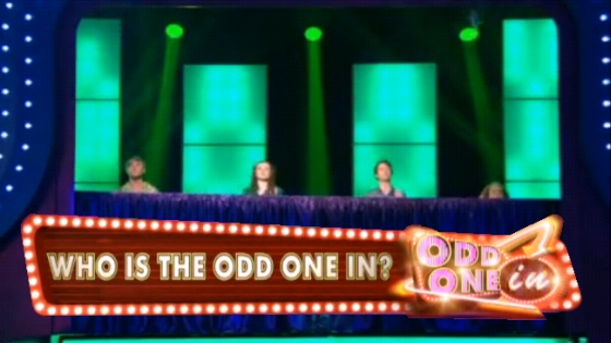 Odd One In - Riverdance