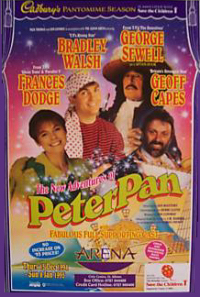 1994 Peter Pan The Alban Arena, St Albans