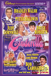 1997 Cinderella Theatre Royal, Nottingham