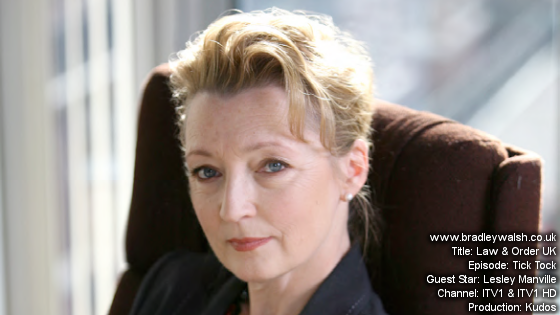 Law & Order UK: Series 5 Guest Cast include Lesley Manville