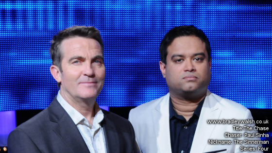 The Chase - Paul Sinha