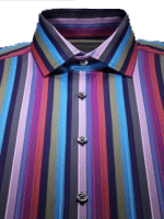 The Chase - Bradley Walsh - Assic Stripe Shirt