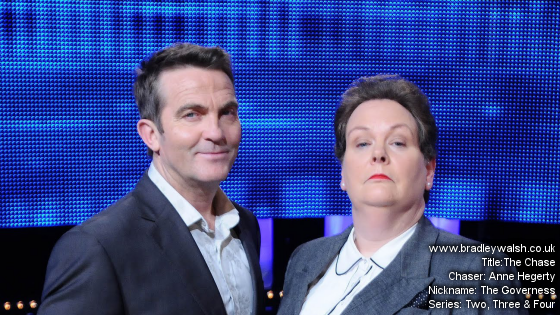 The Chase - Anne Hegerty