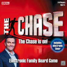 The Chase Electronic Family Board Game Out Now