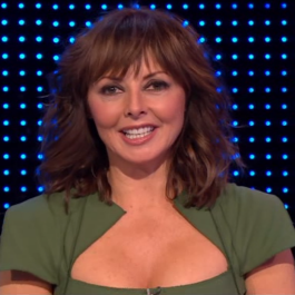 The Celebrity Chase - Carol Vorderman