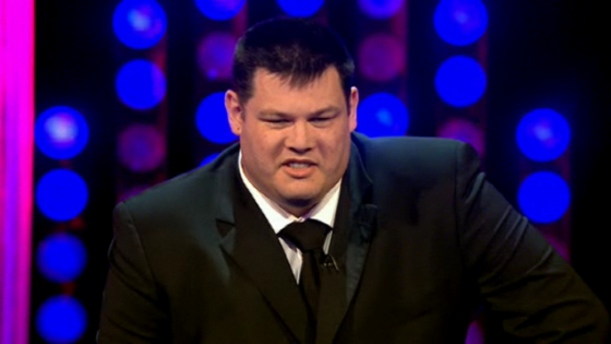 The Celebrity Chase - Mark Labbett