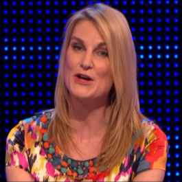 The Celebrity Chase - Sally Bercow