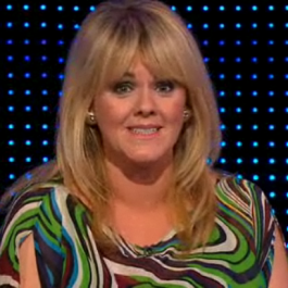 The Celebrity Chase - Sally Lindsay