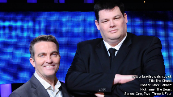 The Chase - Mark Labbett