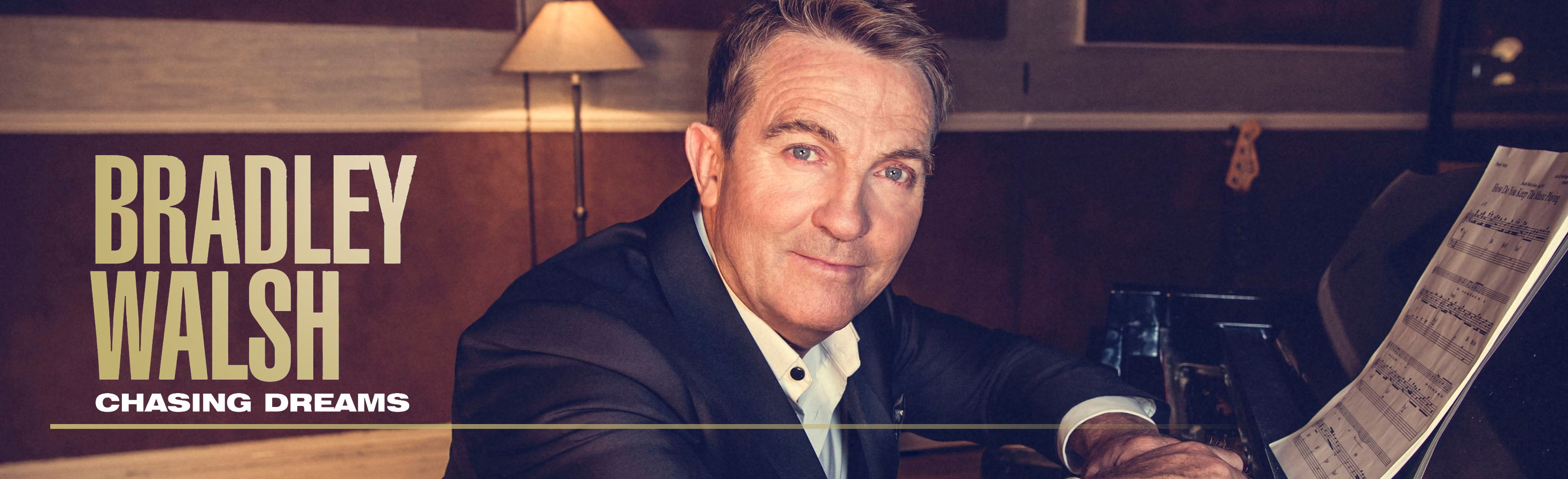 Bradley Walsh Chasing Dreams Album