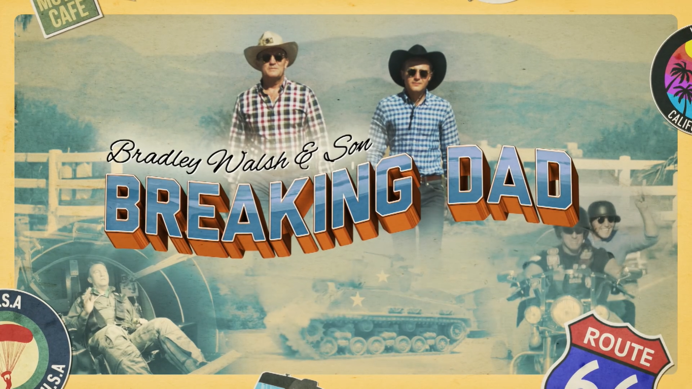 Breaking Dad USA
