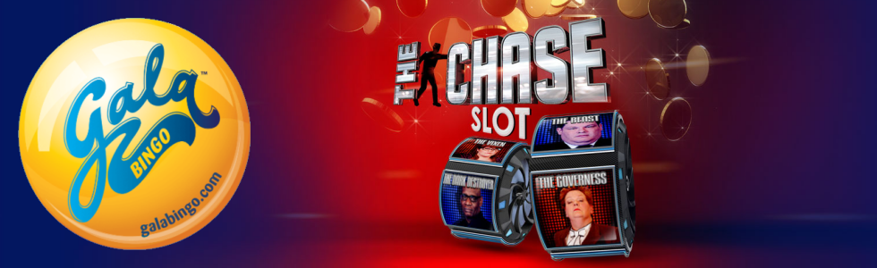 Gala Bingo The Chase Slot
