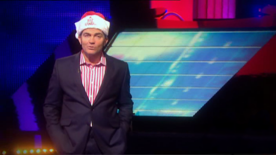 The chase celebrity text santa online