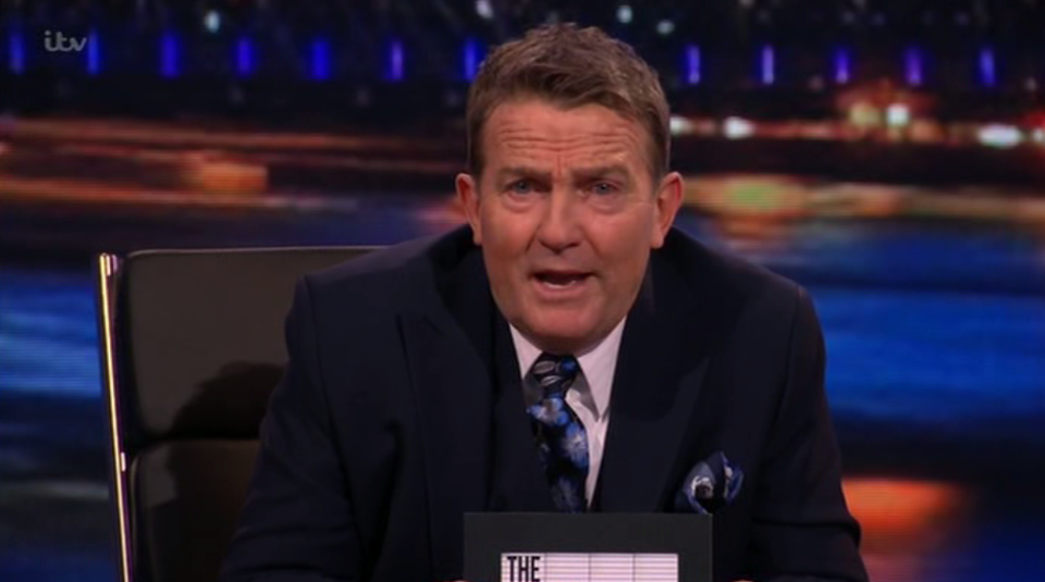 The Nightly Show - Bradley Walsh