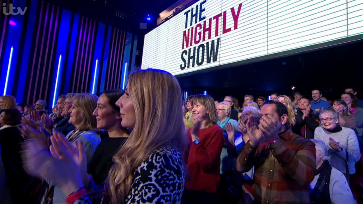 The Nightly Show Audience