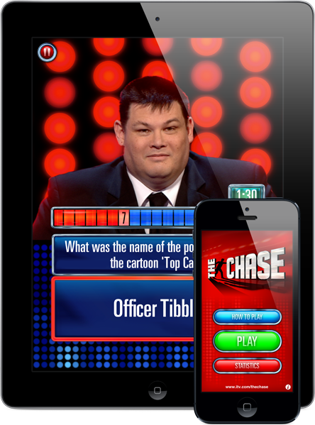 The Chase Apps – Bradley Walsh