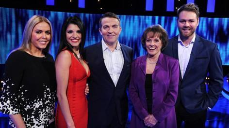 The chase celebrity special helen