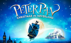 Peter Pan Arena Tour London Birmingham