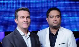 Bradley Walsh and Paul Sinha (The Sinnerman)