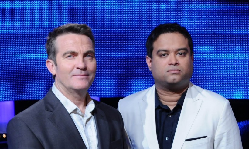 Bradley Walsh and Paul Sinha (The Sinnerman)