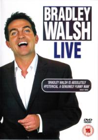 Bradley Walsh Live