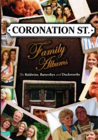 Coronation Street Family Albums