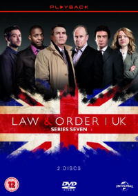 Law & Order UK Series Seven