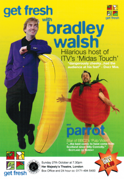 Get Fesh with Bradley Walsh