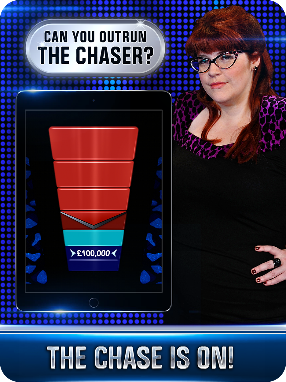 The Chase: Ultimate Edition App – Bradley Walsh
