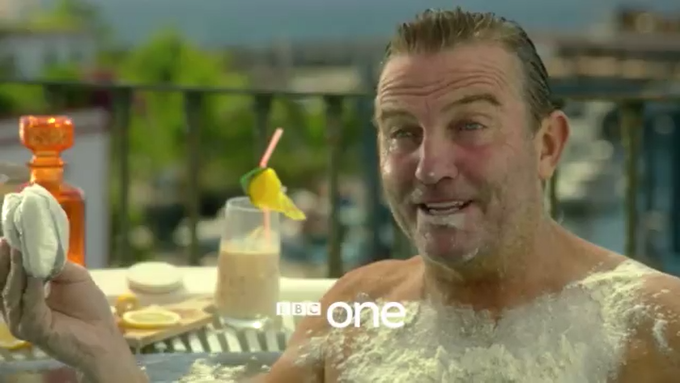 The sun trap bradley walsh for 4 seasons salon hoover