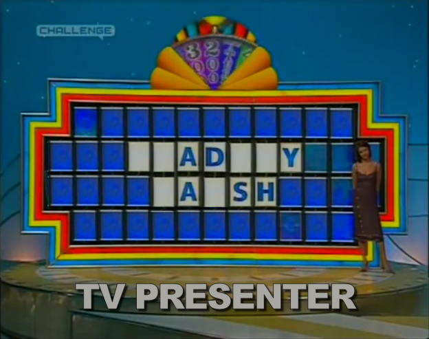 Wheel Of Fortune Bradley Walsh