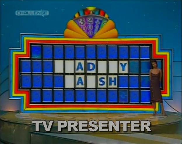 Wheel Of Fortune Bradley Walsh